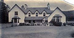 Clova Hotel, Glen Clova, Angus, Scotland
