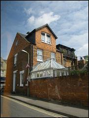 top of Cranham Street