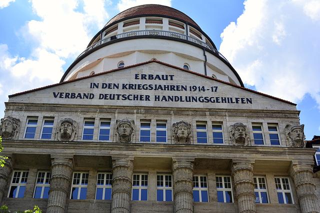 Leipzig 2013 – Built in de war years 1914–1917