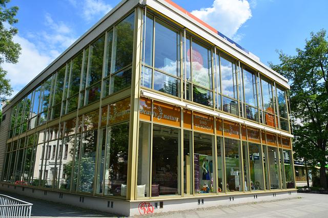 Leipzig 2013 – Building on Karl-Liebknecht-Straße