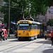 Leipzig 2013 – Tram 2164 on Karl-Liebknecht-Straße