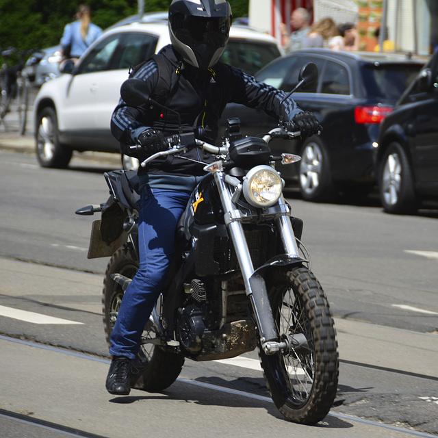 Leipzig 2013 – Motorbike