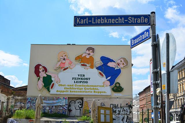 Leipzig 2013 – Karl-Liebknecht-Straße