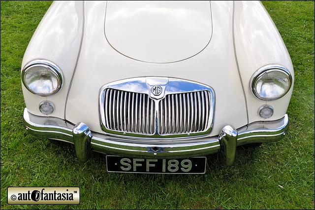 1957 MG A - SFF 189