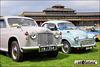 1956 Rover 90 - XWJ 394 + 1959 Morris Minor 1000 - EAS 951