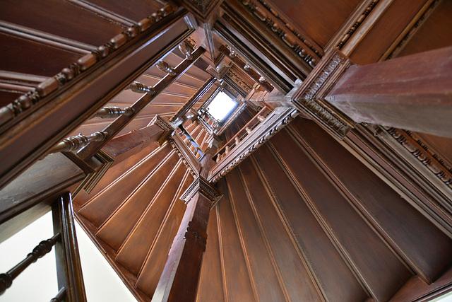 Leipzig 2013 – Staircase