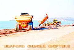 Seaford shingle shifters
