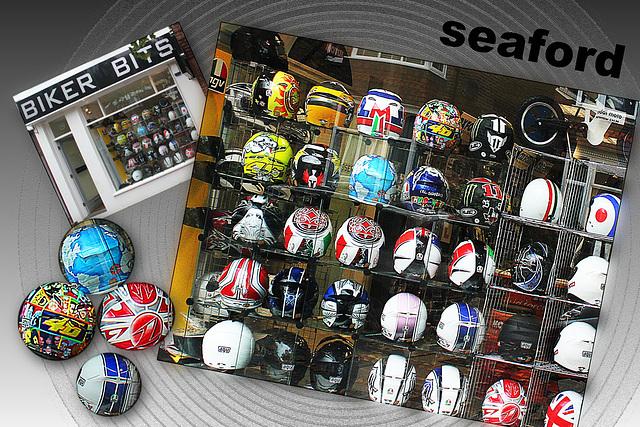 Biker Bits - Seaford - East Sussex - 23.10.2011
