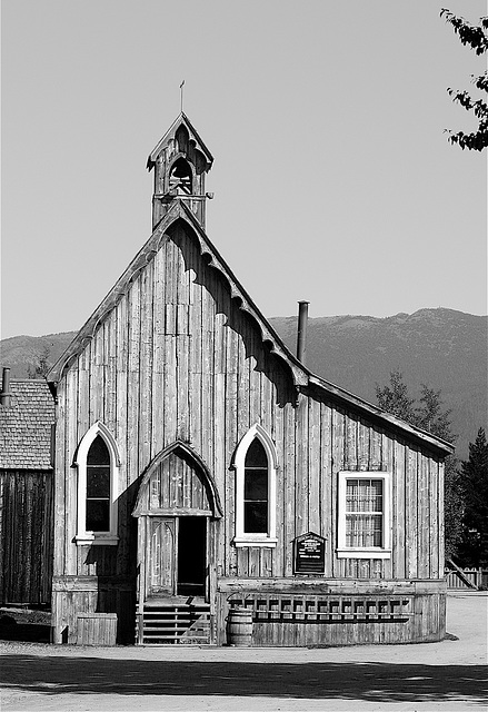 Barkerville, BC