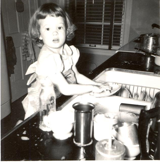 Mary, Dec. 1950, Grand Rapids