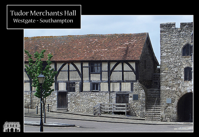 Tudor Merchants Hall Southampton 20 5 2005