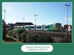 313 210 Seaford 8 8 2011