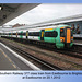 377 468 at Eastbourne 20 1 2012