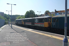 73141, 73205,  73207 & 73212 Hastings Station 25 5 2012 a1