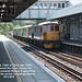 73205, 73208, 73207 & 73212 in Hastings Station 25 5 2012