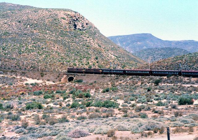 Trans Karoo Train