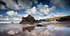 Sango Bay, Durmess, North West Scottish Highlands