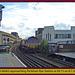 EWS 66063 Peckham Rye Station -  8.7.2006
