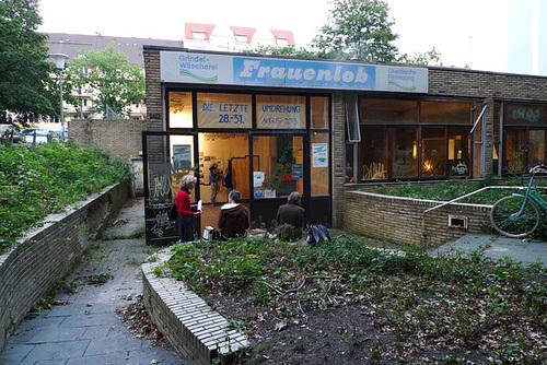 Ehemalige Wäscherei Frauenlob an den Grindelhäusern -- waescherei-1160976