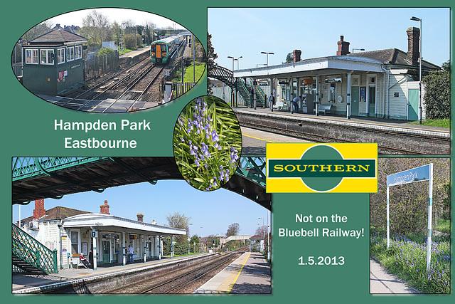 Hampden Park Station 1 5 2013