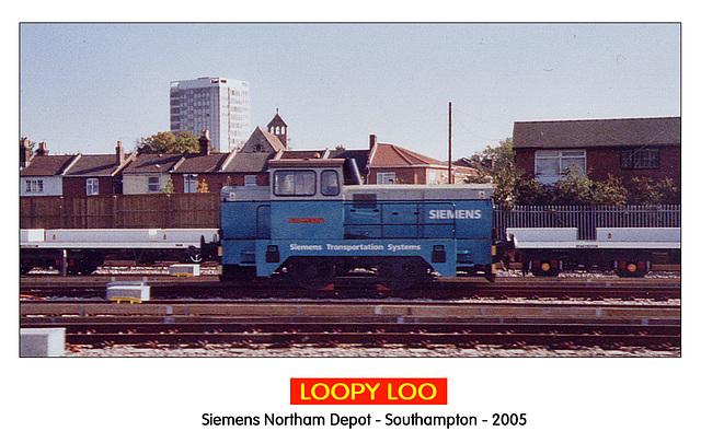 Loopy Loo Siemens Northam Depot