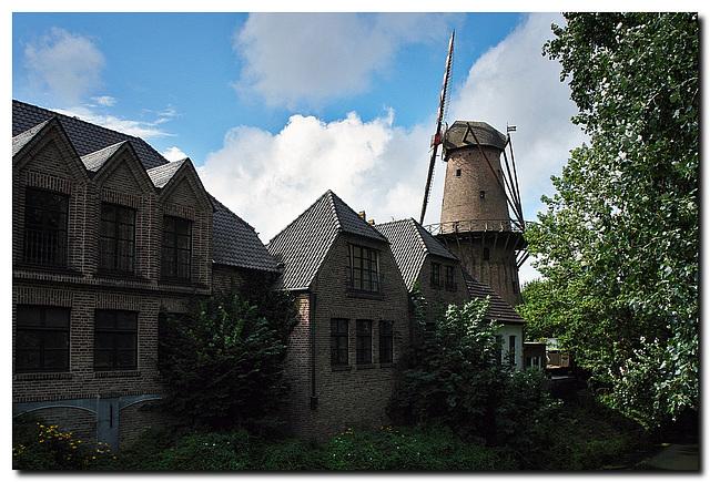 Mühle am Hanselaerer Tor