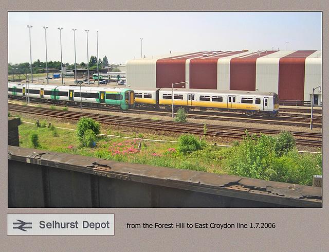 Selhurst Depot 1 7 2006