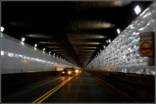 Windsor Tunnel to Canada