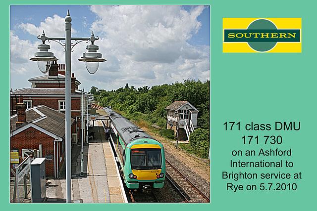 Southern 171 730 Rye 5 7 2010