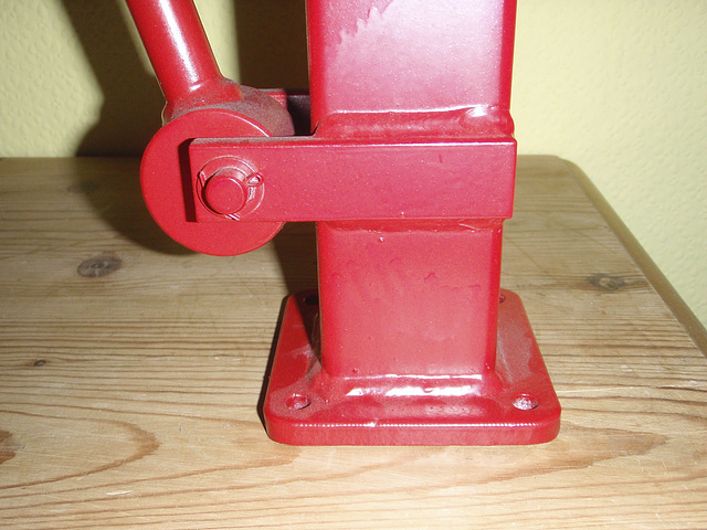 Farriers vise