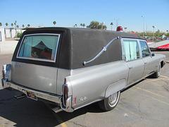 1972 Oldsmobile 98 Hearse