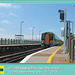 Southern 377 458 Pevensey Bay  24 7 2013