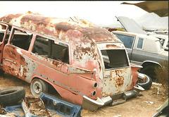 1959 Dodge Memphian Ambulance