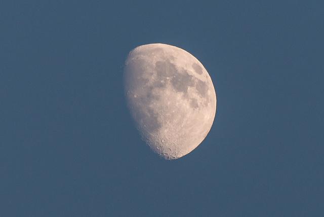 Mond -  20130816