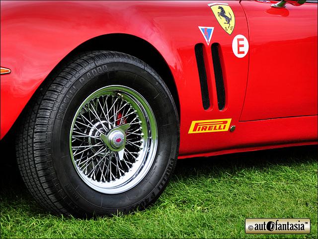 Ferrari 250 GTO Supercar Replica - VIL 8699