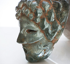 Le masque de verre