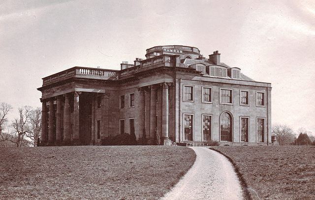 Roseneath Castle, Dumbartonshire, Scotland (Demolished)