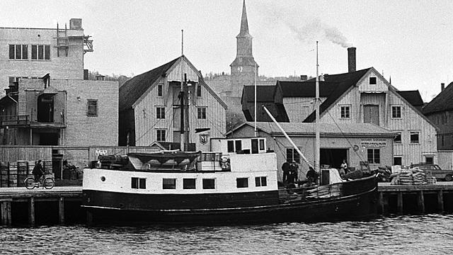 Saudafjord i Tromsø