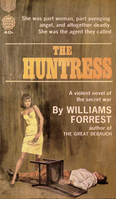 Williams Forrest - The Huntress