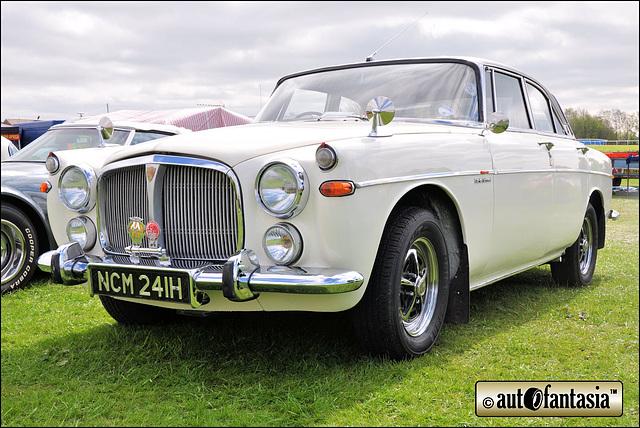 1970 Rover 3.5 Litre - NCM 241H