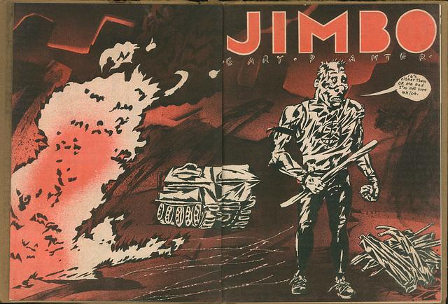 JIMBO A Raw One Shot