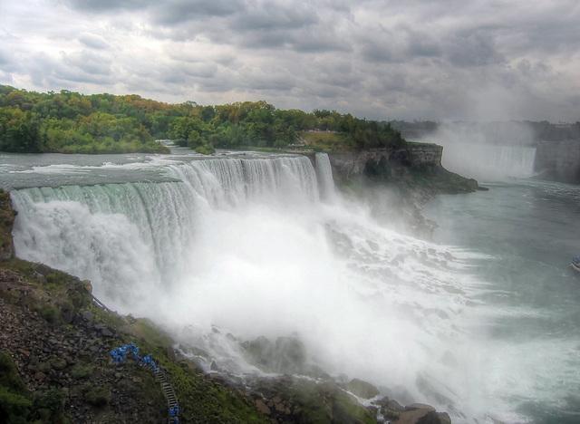 American Falls, Niagara, 2002 (210°)