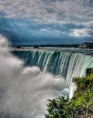 Horseshoe Falls, Niagara (150°)