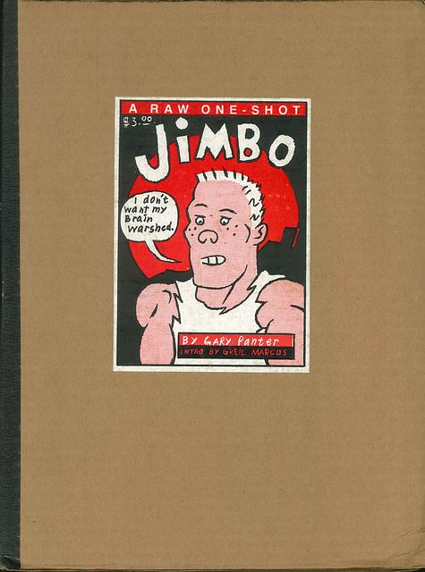 JIMBO Cover