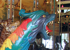 Carousel Sea Dragon
