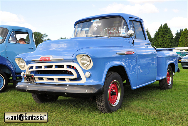 Chevrolet - 354 XUD