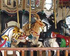 Carousel Goat
