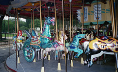 Carousel on the National Mall