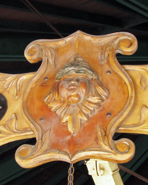 Carousel Rounding Board - Face