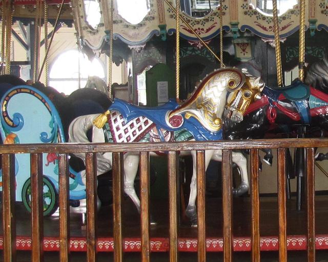 Carousel Armoured Pony
